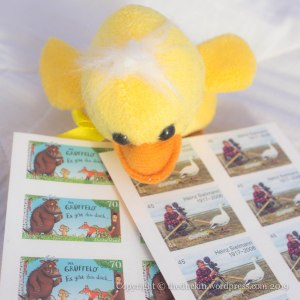 stamp duck
